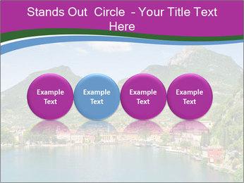 Italian lake PowerPoint Template - Slide 76