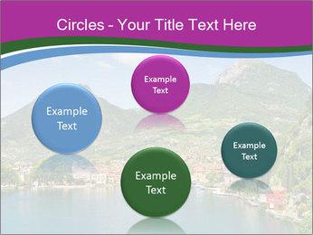 Italian lake PowerPoint Template - Slide 77