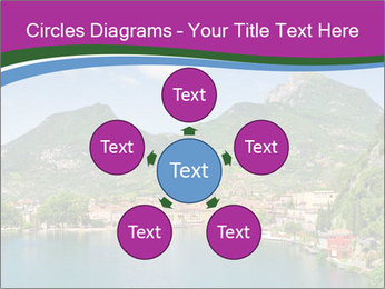 Italian lake PowerPoint Template - Slide 78