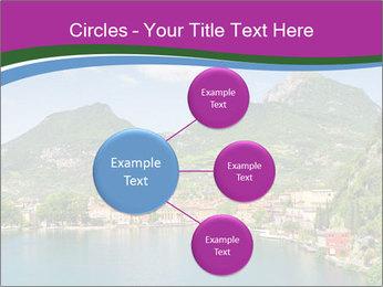 Italian lake PowerPoint Template - Slide 79