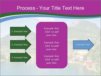 Italian lake PowerPoint Template - Slide 85