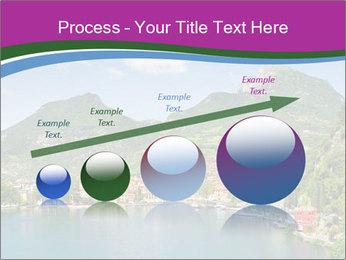 Italian lake PowerPoint Template - Slide 87