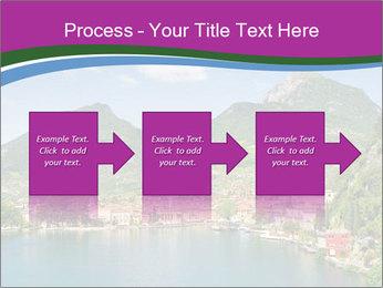 Italian lake PowerPoint Template - Slide 88