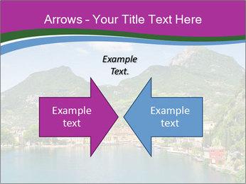Italian lake PowerPoint Template - Slide 90