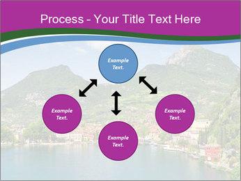 Italian lake PowerPoint Template - Slide 91