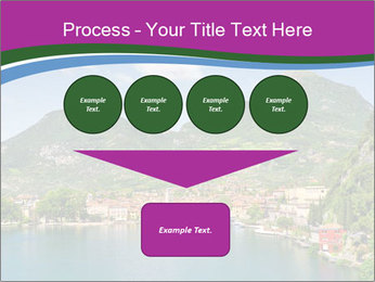 Italian lake PowerPoint Template - Slide 93