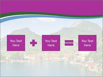 Italian lake PowerPoint Template - Slide 95