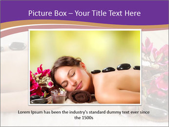 Spa Stone PowerPoint Template - Slide 15