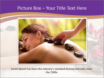 Spa Stone PowerPoint Template - Slide 16