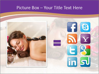 Spa Stone PowerPoint Template - Slide 21
