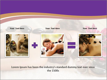 Spa Stone PowerPoint Template - Slide 22
