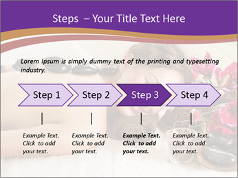 Spa Stone PowerPoint Template - Slide 4