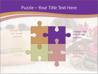 Spa Stone PowerPoint Template - Slide 43