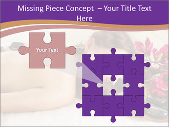 Spa Stone PowerPoint Template - Slide 45