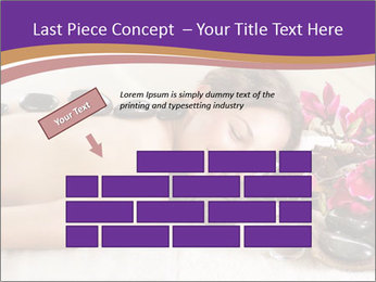 Spa Stone PowerPoint Template - Slide 46