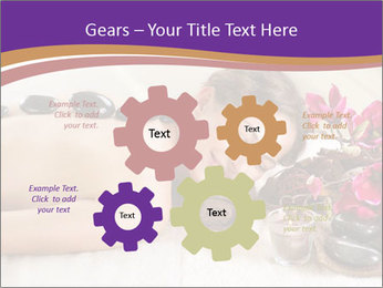 Spa Stone PowerPoint Template - Slide 47