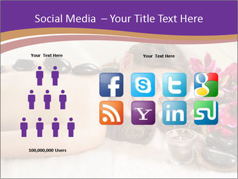 Spa Stone PowerPoint Template - Slide 5