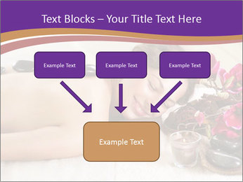Spa Stone PowerPoint Template - Slide 70