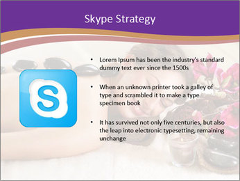 Spa Stone PowerPoint Template - Slide 8