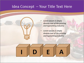 Spa Stone PowerPoint Template - Slide 80