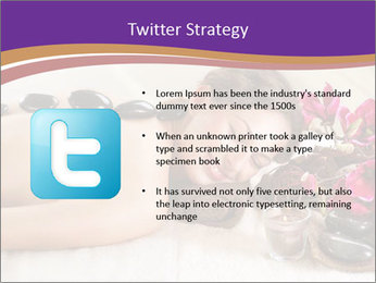 Spa Stone PowerPoint Template - Slide 9