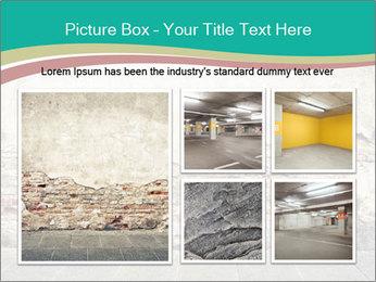 Ыtreet wall PowerPoint Template - Slide 19