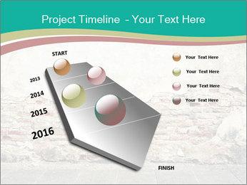 Ыtreet wall PowerPoint Template - Slide 26