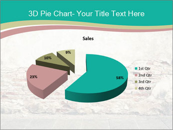 Ыtreet wall PowerPoint Template - Slide 35