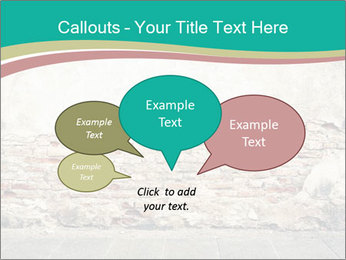 Ыtreet wall PowerPoint Template - Slide 73