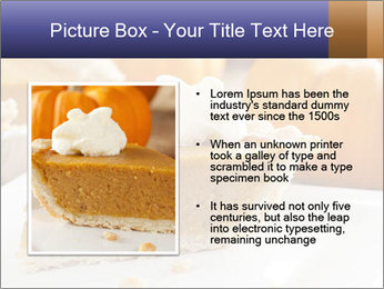 Fresh Homemade Pumpkin Pie PowerPoint Templates - Slide 13