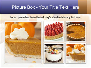 Fresh Homemade Pumpkin Pie PowerPoint Templates - Slide 19