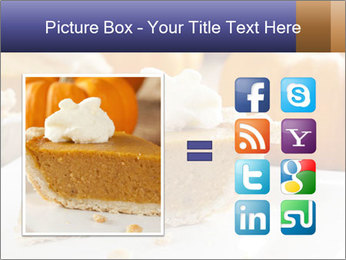 Fresh Homemade Pumpkin Pie PowerPoint Templates - Slide 21