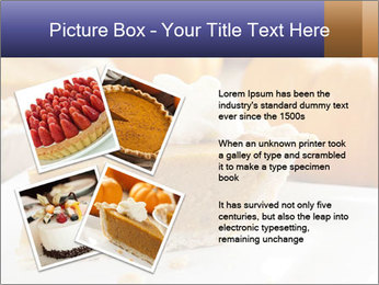 Fresh Homemade Pumpkin Pie PowerPoint Templates - Slide 23