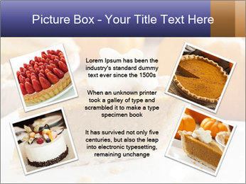 Fresh Homemade Pumpkin Pie PowerPoint Templates - Slide 24