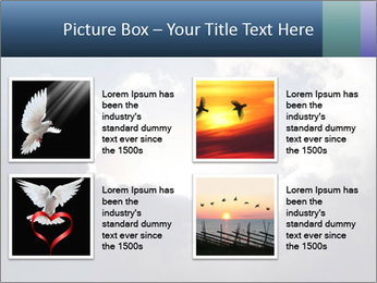 A bird PowerPoint Templates - Slide 14