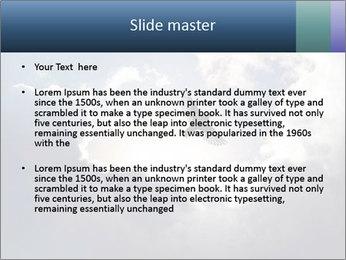 A bird PowerPoint Templates - Slide 2