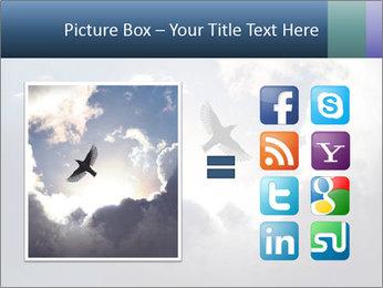 A bird PowerPoint Templates - Slide 21