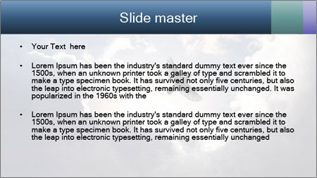 A bird PowerPoint Template - Slide 2