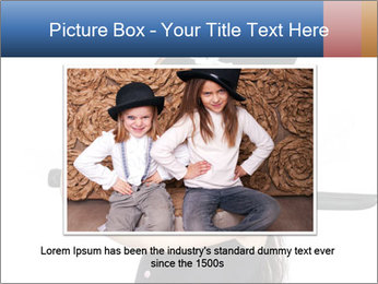 Pirate girl PowerPoint Template - Slide 16