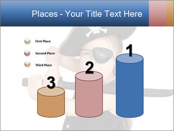 Pirate girl PowerPoint Template - Slide 65