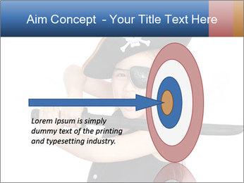 Pirate girl PowerPoint Template - Slide 83