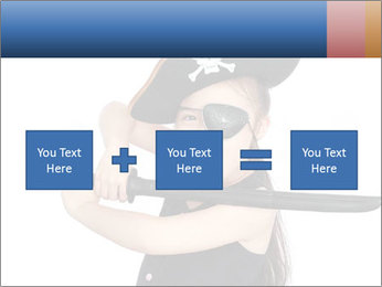 Pirate girl PowerPoint Template - Slide 95