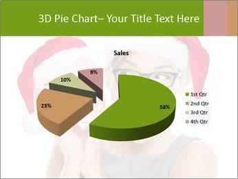 Christmas glasses PowerPoint Templates - Slide 35