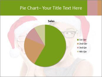 Christmas glasses PowerPoint Templates - Slide 36