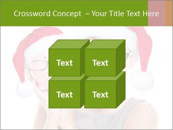 Christmas glasses PowerPoint Templates - Slide 39