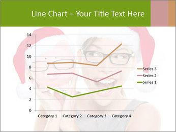 Christmas glasses PowerPoint Templates - Slide 54