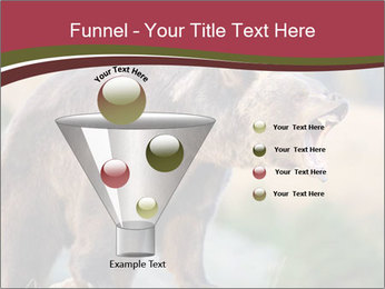 Brown Bear PowerPoint Templates - Slide 63