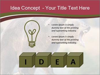 Brown Bear PowerPoint Templates - Slide 80