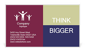 0000093393 Business Card Template