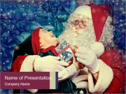 Santa Claus PowerPoint Templates